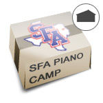 SFA PIANO IN THE PINES CAMP